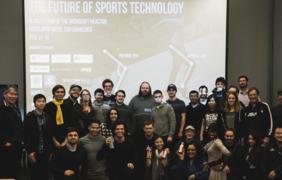 Event Recap: The Future of Sports Technology Hackathon - Enflux, Hololens, SportRadar, and WebVR!