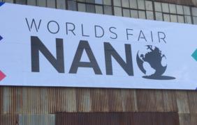 Enflux presents at Worlds Fair Nano
